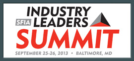 SFIA Industry Leaders Summit 2013